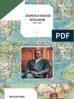 Leopold Sédar Seghor