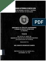 Mantenimiento de equipos electricos en la industria.PDF