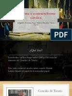 Historia Reforma Catolica