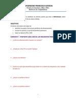 Práctica de Interfaces IRQ y DMA