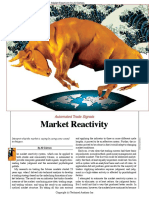 18 Market Reactivity