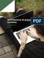 Architecture Guide SafeX3V11 v1B FR