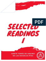 Selected Readings 1 Final