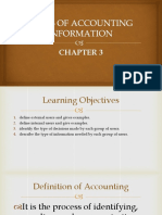 3. Users of Accounting Information