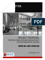 sample cover for residential house project in philippines