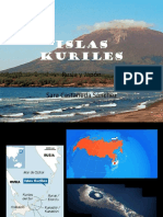 Islas Kuriles - Sara Castañeda