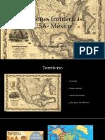 Tensiones Fronterizas USA-México - Mariana Seguro