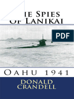 Donald Crandell - The Spies of Lanikai__ Oahu 1941