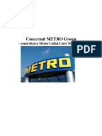 Concernul METRO - Group