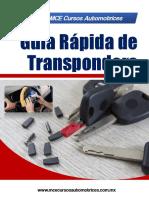 Guia Rapida de Transponders