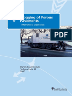Clogging of P.A. international experiences.pdf