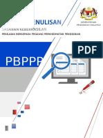 Contoh Penulisan Sasaran Keberhasilan PBPPP (1)