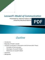 Lasswell's Model of Communication.pptx