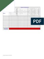 201603Internal Auditor Competency Matrix
