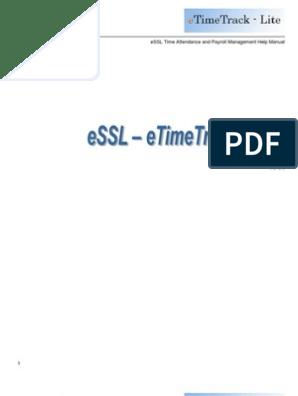 eTimeTrack Lite Help Manual | Databases | Password