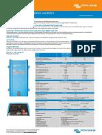 Victron Multiplus Datasheet