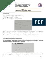 Tema 6. Angulos y Coordenadas