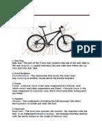 cycle anatomy