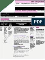 ict forward planning document lesson 2