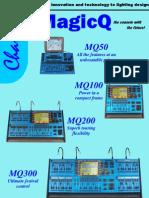 Magicq Spec Sheet