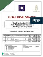 Risk Assessment Guidelines for Mega Development Rev4