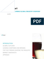 Alcoholic Drinks Global Industry Overview