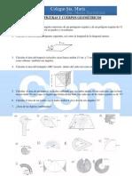 Ejercicios complementarios 4º Matemáticas - Tema 4 - Figuras geometricas