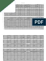 Marcha Das Pegas - Score and Parts