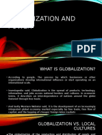Globalization and Power - Arvin Kim Ariate