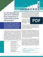 Boletín Macro Fiscal 03