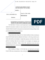 Response to Non Motion Document