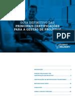Guia Definitivo Das Principais Certificaes Para a Gesto de Proj