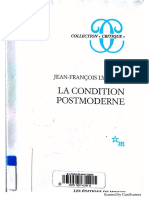 La condition de la pos-modernité Lyotard.pdf