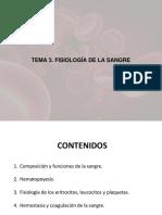 Tema 3_fisiología de La Sangre