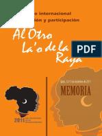 Al Otro La o de La Raya