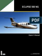 Aerobask Eclipse 550NG Manual En