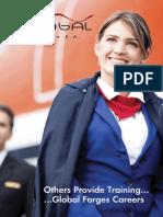 Global Aviation SA- Cabin Crew Brochure