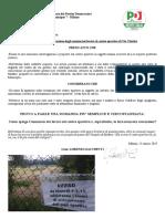 Interrogazione Zacchetti sui mancati lavori in via Viterbo
