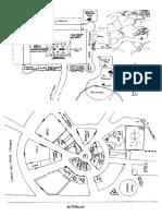 (Print) Plan de Dupont La Joie Et Du Château Du Comte Drak