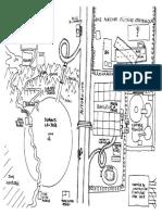 (Print) Plan de Fraise La Moche Et Ses Environs