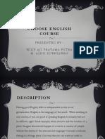 Choose English Course