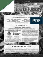 Warhammer JdR 2ed - Kit de l'Aventurier