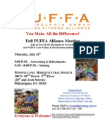 Full PUFFA Alliance Meeting__07.31.2008