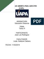 Actividad 6 Jose Luis Edu Distancia