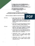 Kep. Dirjen PPK  No. 53 2009 Juknis Pelatihan & Lisensi Petugas P3K.pdf