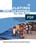 Human righs to water - Regulating water for the poor.pdf
