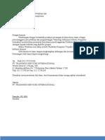 Proposal Teknisi Jaringan