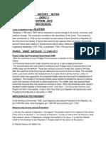f6 History Notes 1