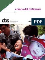 OBS a Report 2010 Esp