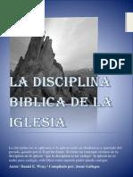 La disciplina bíblica de la Iglesia.docx